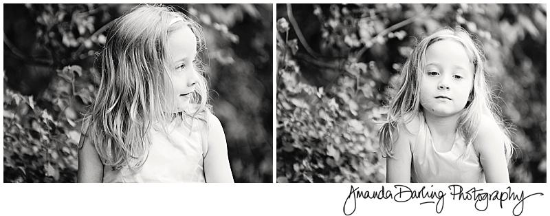 Amanda Darling Photography lifestyle woodland family session