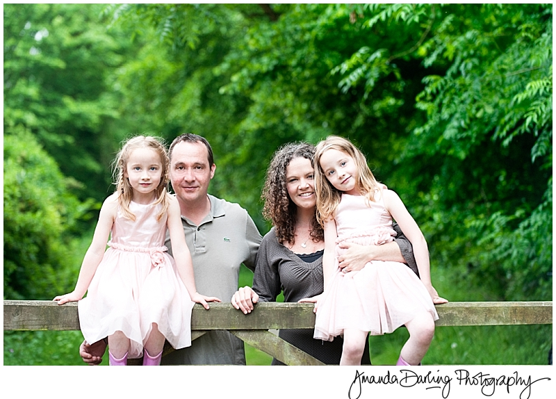 Classic relaxed family photography by Surrey family photographer Amanda Darling