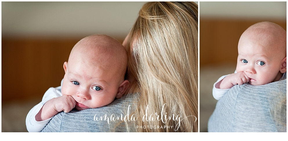 Relaxed natural lifestyle mother and baby photography Epsom Surrey