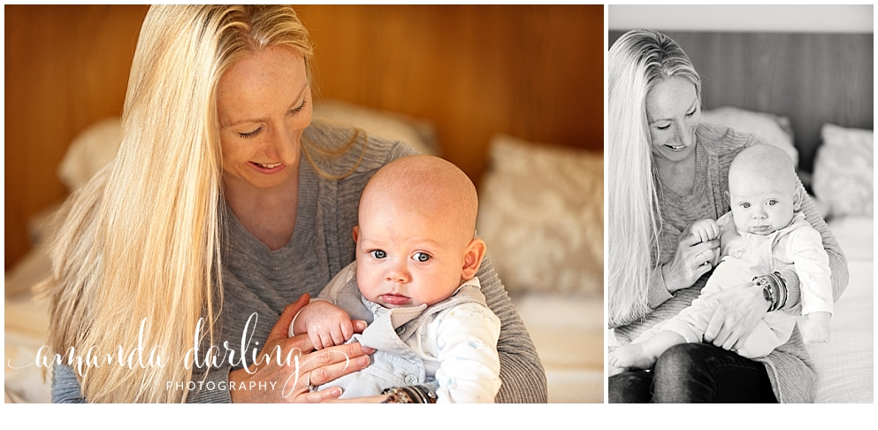 natural and rlaxed baby photography session Epsom Surrey